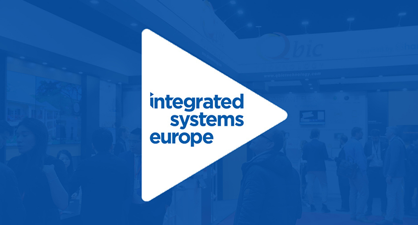 IVS will be at ISE 2020 in Amsterdam (February 11 – 14) (Booth 13-F105)