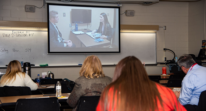 UW-Eau Claire Hosts Annual National Sales Competition