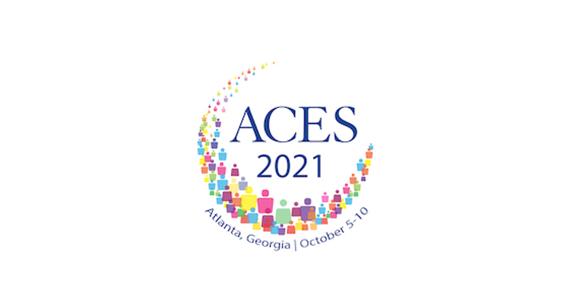 IVS will be exhibiting at the ACES 2021 Conference (Oct 5 - 10)