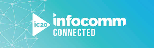 IVS will be exhibiting virtually at InfoComm 2020 Connected (June 16 – 18)