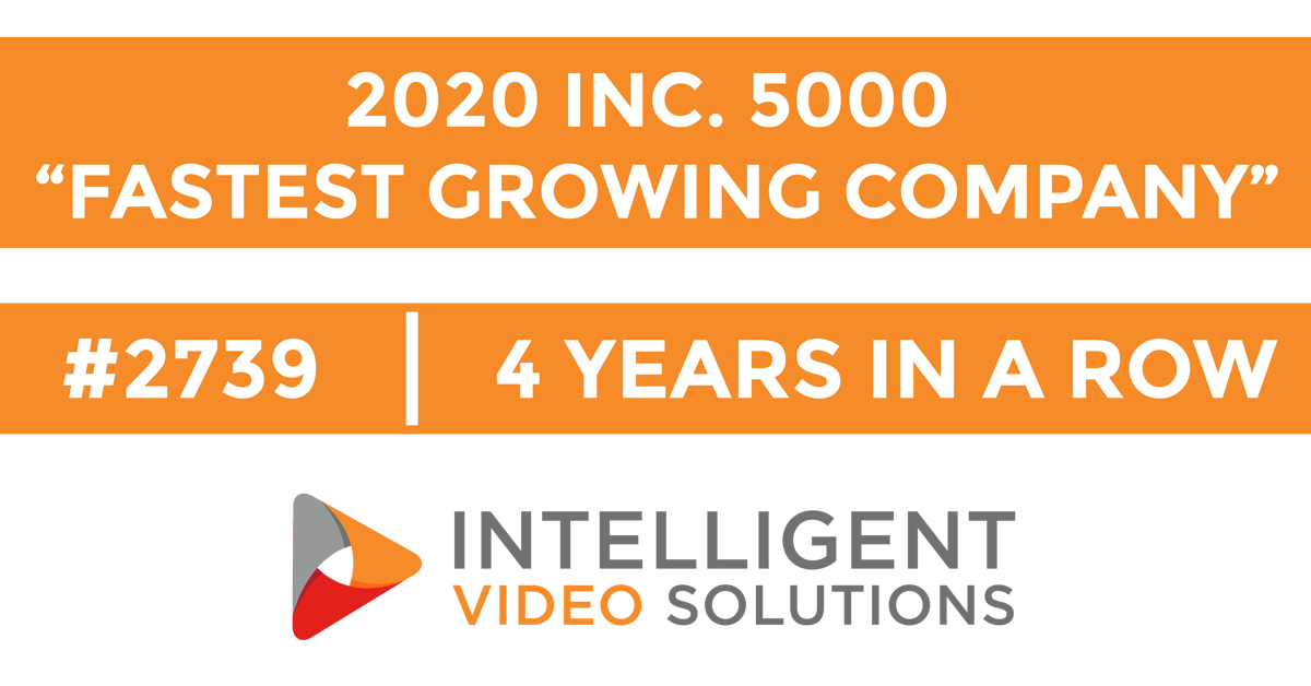 IVS Recognized as Inc. 5000 Fastest Growing Company