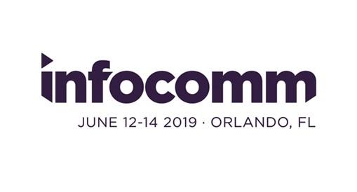IVS will be at InfoComm 2019 in Orlando, FL (June 12 - 14)