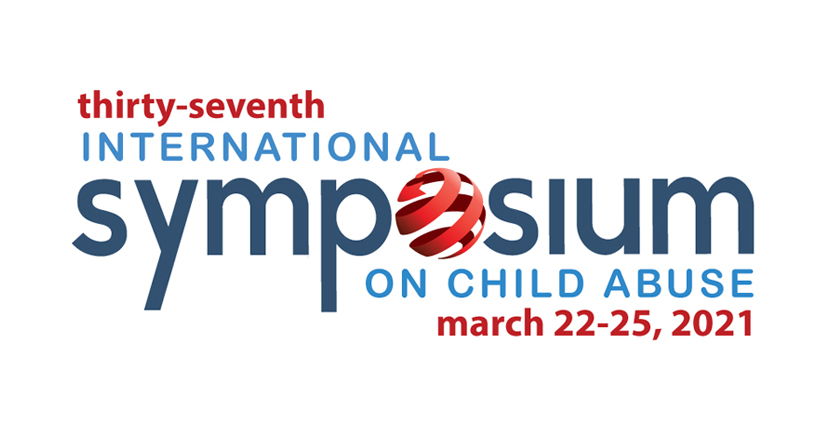 IVS will be exhibiting virtually at the NCAC 37th International Symposium on Child Abuse (March 22 – 25)